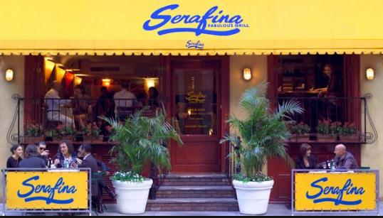 Serafina NYC