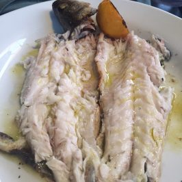 Branzino, as it should be