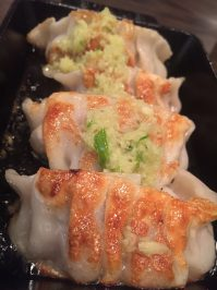 These sizzling gyoza are better dressed than you are