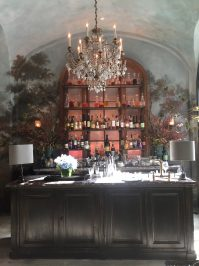 The bar, during the day