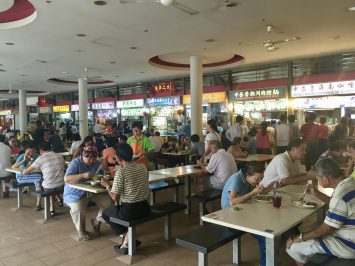 Tiong Bahru Hawker Center Singapore